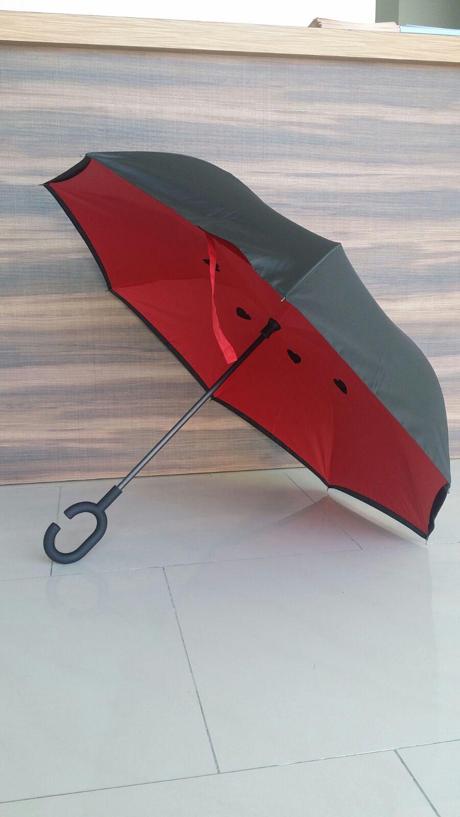 Umbrella Inverted Reversed Umbrella Umbrellas Golf